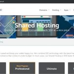 WHS NameCheap Shared Hosting