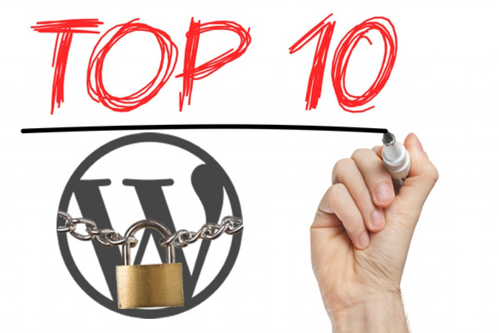Top 10 Ways to Lock Down WordPress