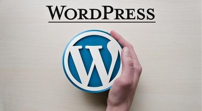 WHS Uses WordPress CMS