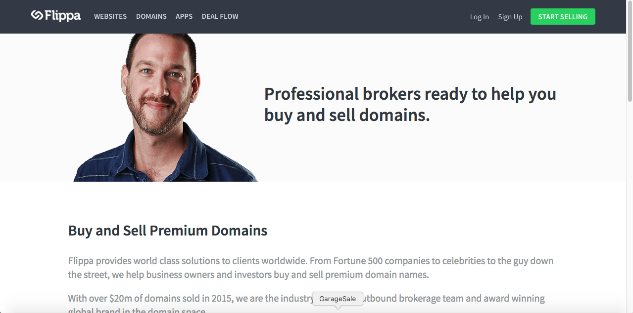 Selling Your Domain Names | Web Hosting Sun