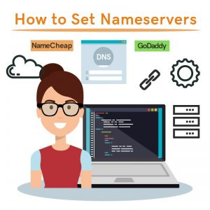 Set Domain Namervers Guide