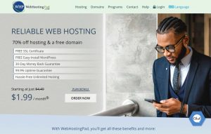 Webhostingpad Shared Plan Reviewed
