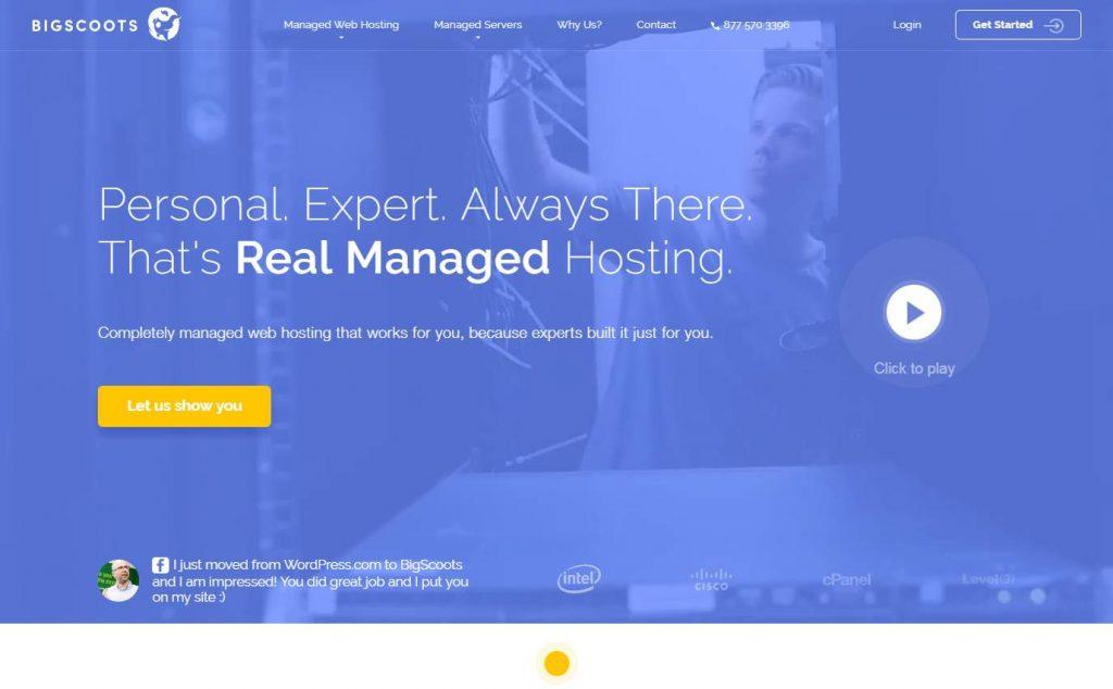 BigScoots Host