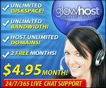 GlowHost Promo