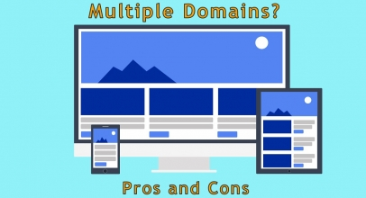 The Pros and Cons of Using Multiple Domains